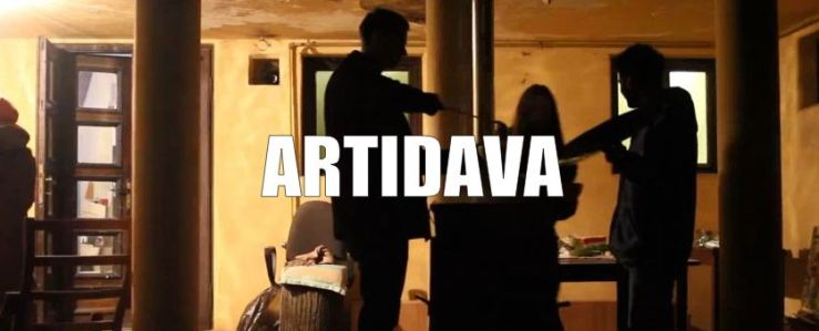 screenshot artidava