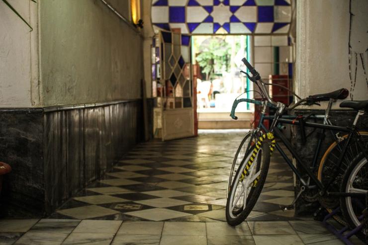 Bikes Casa Invisible
