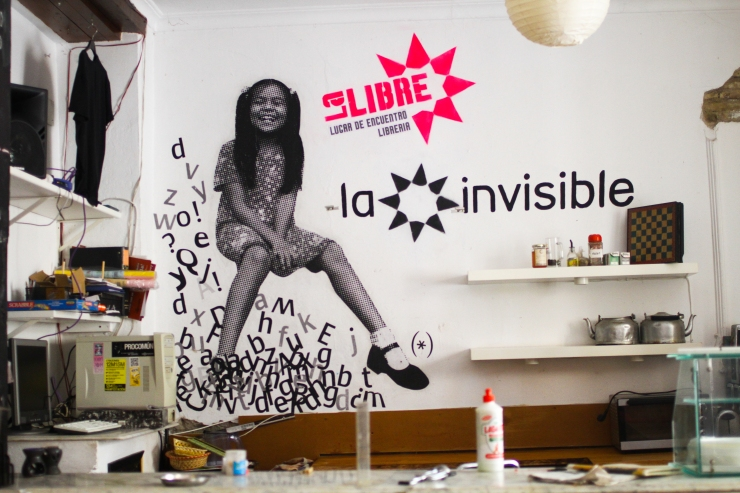 Canteen la Invisible